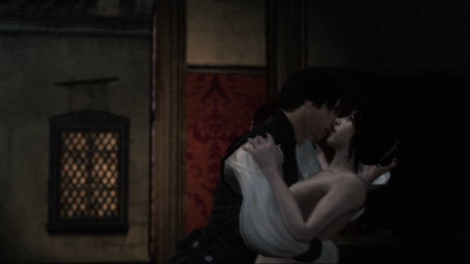 Assassins Creed 2 Sex Scene?