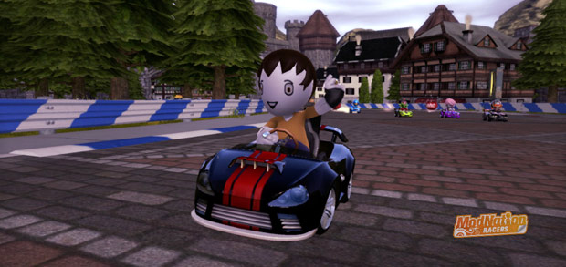modnation racers split screen