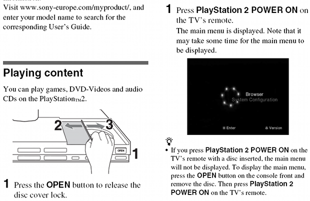 Sony TV Packs A PS2! – TheSixthAxis