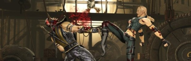 are sub zero and scorpion brothers. The demo features Sub-Zero,