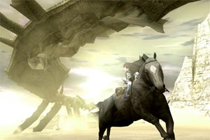 Hands On: Shadow Of The Colossus