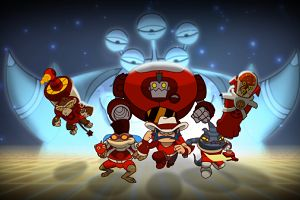 Awesomenauts Will be Free To Play On PC From May 24th