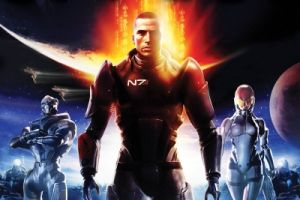 Win Mass Effect N7 Swag