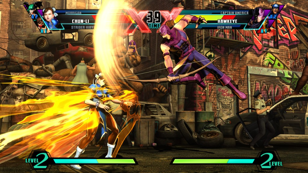 Ultimate Marvel vs  Capcom 3 Review – TheSixthAxis