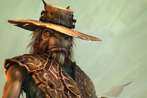 Stranger's Wrath WiiU Not Currently Under Development At Oddworld Inhabitants