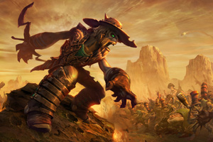 Mobile Watch: Stranger's Wrath HD