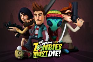 All-Zombies-Must-Die!