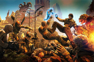 Bulletstorm Rated For PS4, Xbox One, And PC