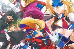 Blazblue Chrono Phantasma Releasing On Vita In June
