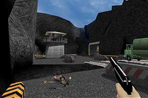 GoldenEye 64 Has A Speccy Emulator Inside It