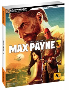 Max Payne Book Cover