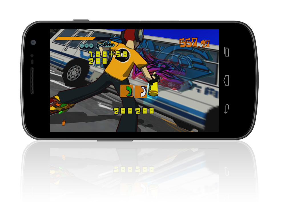 Jet Set Radio Also Coming to Mobile Platforms – TheSixthAxis