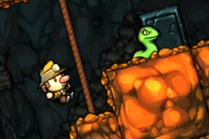 Spelunky Heading To PS3 and PS Vita