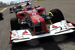 TSA F1 2012 Championship Round-Up - Week 1