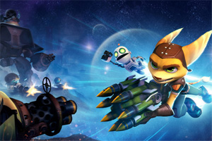 Sony Offers Two Free Games To PS3 Ratchet & Clank: QForce Owners