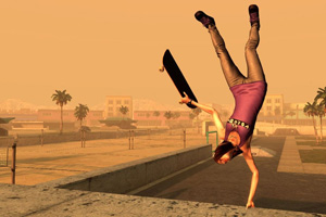 Win Tony Hawk's Pro Skater HD On PS3