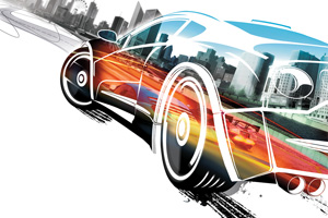 Banner For Burnout Paradise Remastered Dates It For Next Month