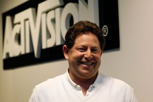 Activision Held Top Two Selling Games Last Quarter, Says Wii U Launch Was
