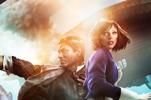 Podcast: Episode 107 - Trinity War, Le Vamp and BioShock Infinite