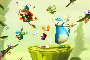 TSA's Top 100 of 2013: 8 - Rayman Legends