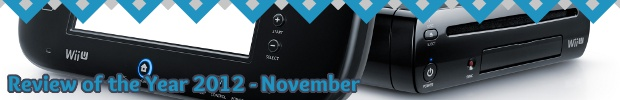 Review of the Year 2012 - November