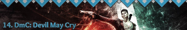 14. DmC: Devil May Cry