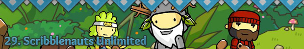 29. Scribblenauts Unlimited