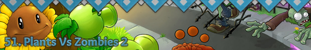 51. Plants vs Zombies 2
