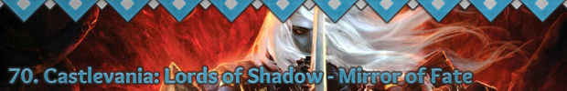 70. Castlevania: Lords of Shadow - Mirror of Fate