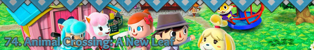 74. Animal Crossing: New Leaf
