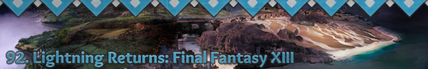 92. Lightning Returns: Final Fantasy XIII