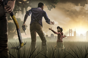 The Walking Dead: Audio Slideshow and Competition