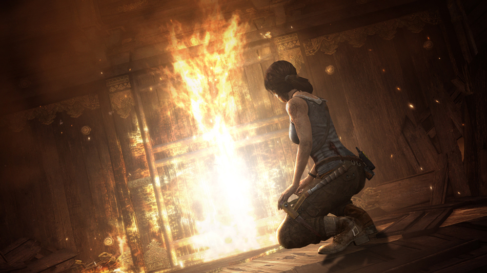 Tomb Raider Inferno