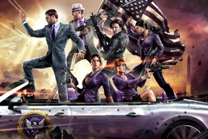 Polls Open At Saints Row IV's Presidential