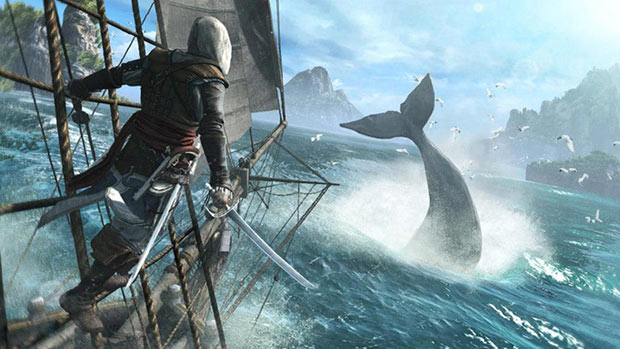 assassin's creed iv screenshot