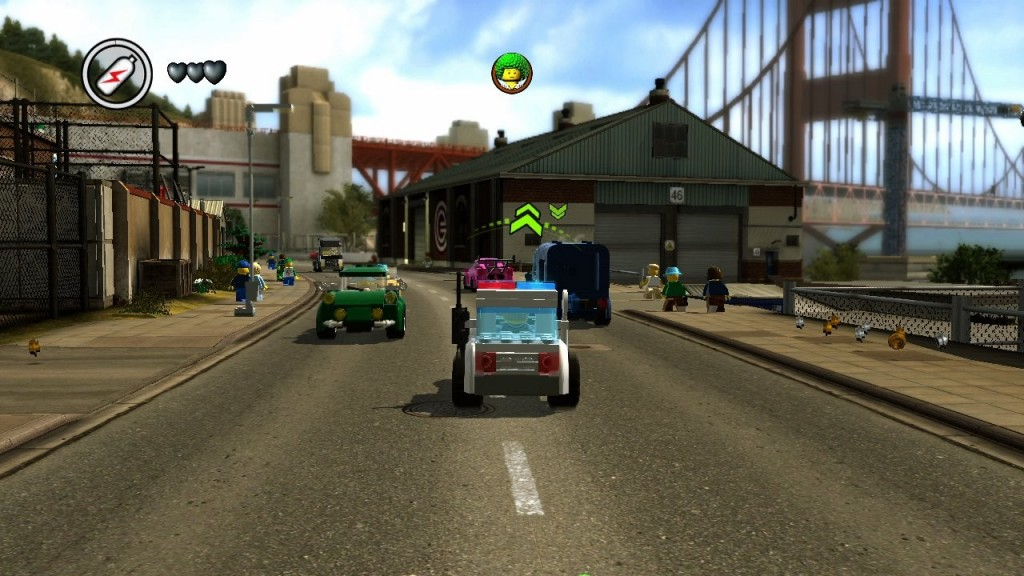Review Lego City Undercover Wii U Thesixthaxis