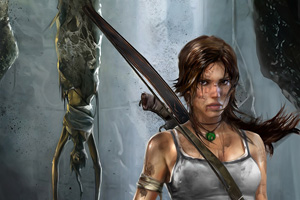 Tomb Raider Quick Play - Fighting Through Fear [Video]