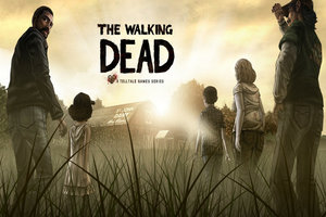 The Walking Dead Season Two Set For Autumn This Year
