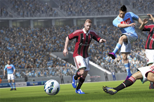 UK Charts 07/04/14: FIFA 14 Back On Top, The Elder Scrolls Into Second Place
