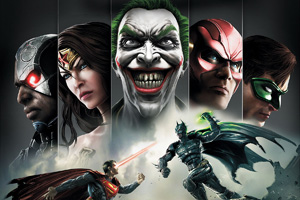 November's PlayStation Plus Announced, Injustice: Gods Amongst Us In December On PS4