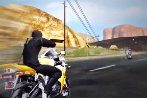 Road Redemption Looks Like A Michael Bay Sex Dream