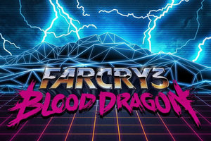 Far Cry 3: Blood Dragon - A Leap Forward Into The Past