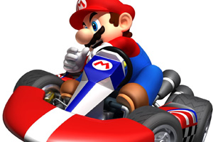 New Mario Kart 8 Trailer, Releasing Next Spring