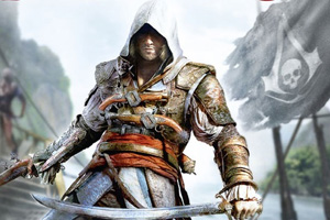 PlayStation 4: July's Games With Gold Includes Assassin's Creed IV: Black Flag & Gears Of War 3