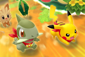 Pokémon Mystery Dungeon: Gates To Infinity Review (3DS)