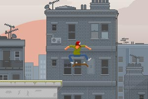 OlliOlli Kickflips Its Way Onto PS3 & PS4 This Week