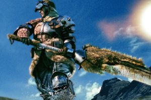 Video Series Showcases The Weapons Of Monster Hunter X