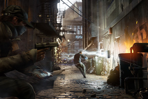 Watch Dogs Will Support Eight People In Open World Multiplayer