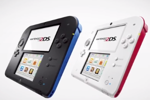 Nintendo Reveals Transparent 2DS Systems, Launching In November