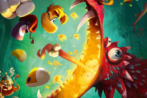 WeView: Rayman Legends